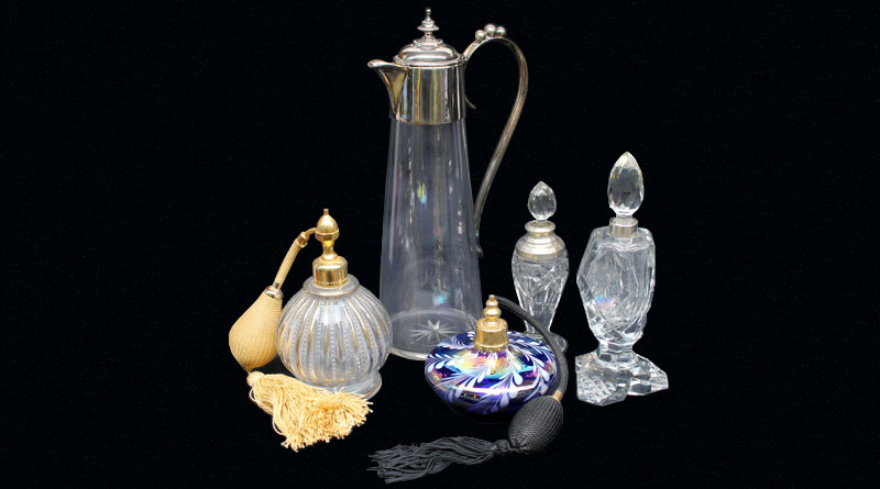 Glass and Collectables from Esme Camden Passage
