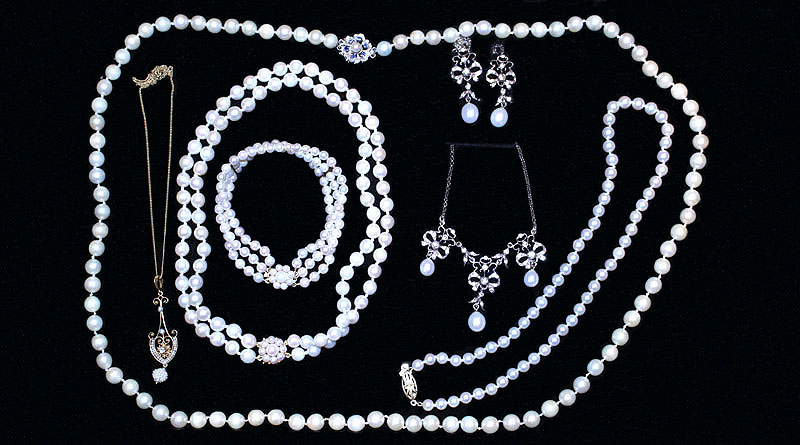 Pearls from Esme Camden Passage